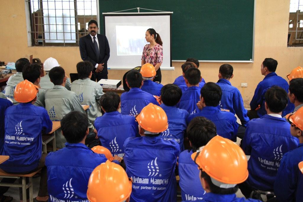越南人力資源供應商股份制公司(Vietnam Manpower)招聘200多個木工模板和鐵鋼工人給阿拉伯富態公司 (Fu-Tai Arabia LLC)。