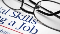The skills required for a job in 2015