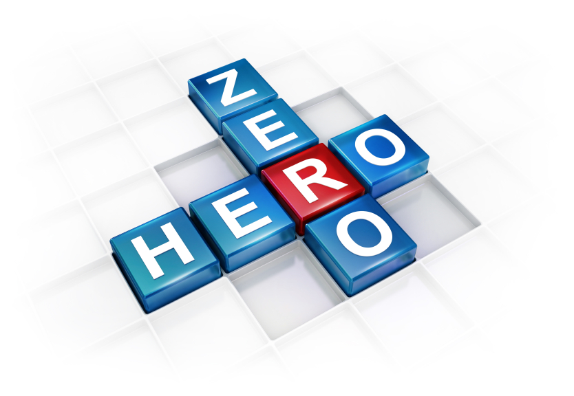 from zero to hero Life won't get any easier and responsibilities won't get any lighter, say dinesh  patel (ceo) and heini booysen (coo) of orderin in this.