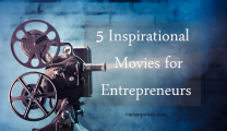 5 inspirational movies for entrepreneurs