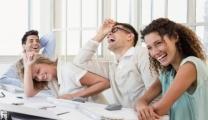 Having fun at work – an efficient management method