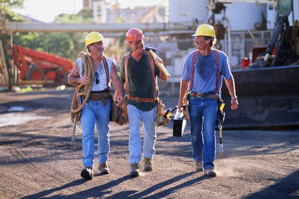 blue collar jobs