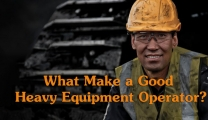 What Make a Good Heavy Equipment Operator?