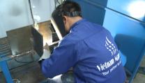 越南焊工:訓練有素的專業人士 - 出口到歐洲國家
