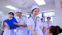 Vietnamese nurses have been assessed for high quality in Japan