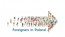 The rise of foreign residents in Poland in the first half of 2020