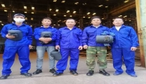 VOCATIONAL TRAINING FOR EMPLOYEES IN SHIPBUILDING INDUSTRY