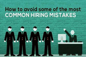 The mistakes in recruitment process? It's time to overcome