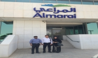 Vietnam Manpower Board of Manager visit Almarai Office