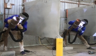 Fabrication and Welder Trade Test Activities