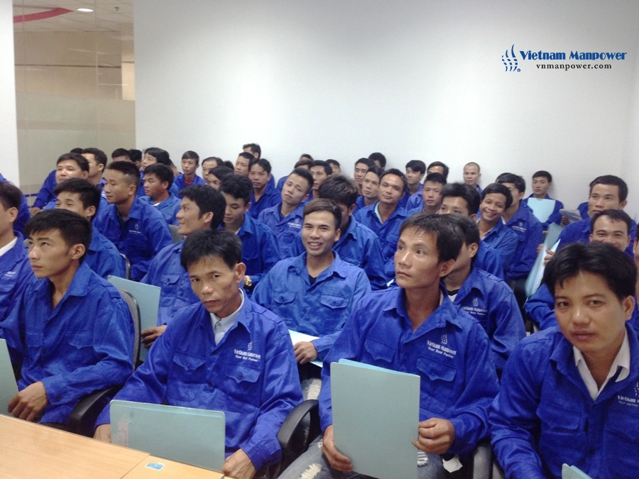 Vietnam Manpower Successfully Provided 100 Vietnamese Workers For Porcellan Co. LLC, UAE Imagine 1