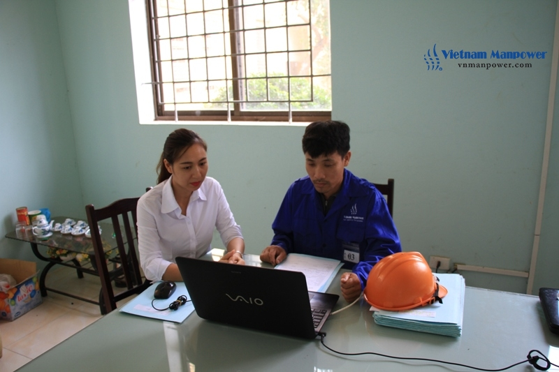 Vietnam Manpower has successfully arranged the placement for 60