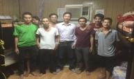 越南员工在海外