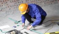 Plumber testing for Dubai Client