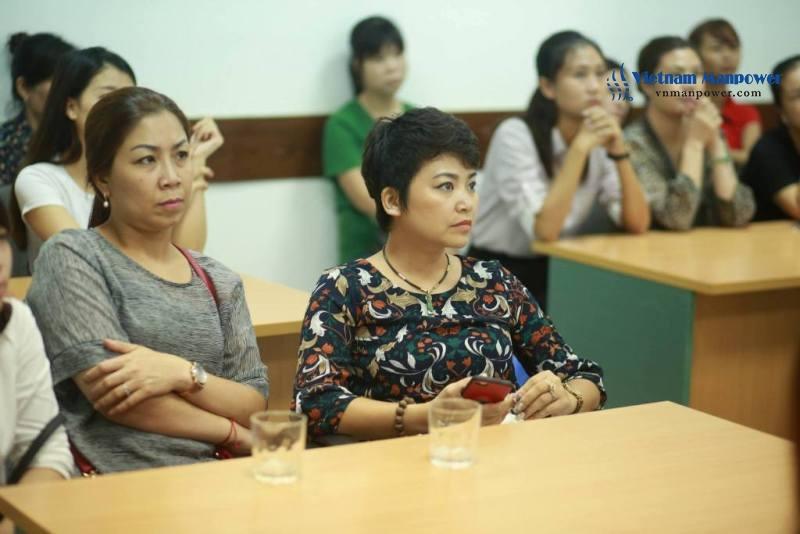 Vietnam Manpower's recruitment campaign for Aldo Coppola achieved great success with 25 beauty professionals chosen