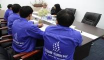 越南人力資源公司成功地安排約100個鳥類飼養員和助手的位置給RENECO