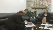 成功的招聘活動選取100個電工和水管工給Abdullah A. M. Al-Khodari Sons 公司