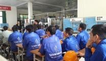 NADEC成功聘了50個冷王技術員,製冷技術員和監工因有越南人力資源公司提供優質的招聘服務