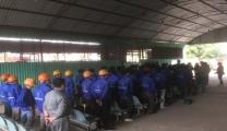 2016年3月27日至29日成功聘了200名焊工、油罐安装制作工人给Inco集团