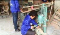 越南人力資源公司已經成功地舉行選取70个熟練工人和普通工人的活動給沙特阿拉伯王國AL ORAINI WOODEN紅木家具生產廠
