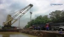 越南人力資源公司成功地聘了10名碼頭吊機司機給阿聯酋Porcellan公司