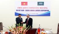 فيتنام - المملكة العربية السعودية تعزيز التعاون في مجال العمل