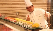 Successfully recruited 10 chefs for Japanese Restaurant at Crowne Plaza Riyadh