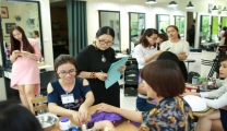 Vietnam Manpower's recruitment campaign for Aldo Coppola achieved great success with 25 beauty professionals chosen
