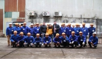 Recruiting successfully over 60 construction workers, excavator operators, and foremen to Fransi Company – a construction company in ROMANIA