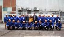 成功招募了60多名建筑工人,挖掘机操作员和工头给Fransi公司 - 罗马尼亚的一家建筑公司