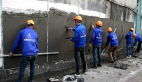 Successfully recruiting over 50 plasterers and foremen for C.L. RO group, Romania