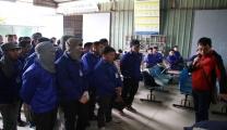 成功為羅馬尼亞的CL RO集團招募了50多名泥水匠和工頭