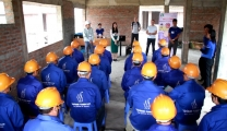 Cooperation between Vietnam Manpower and SERV S.R.L has brought Romania more than 50 Vietnamese workers for construction