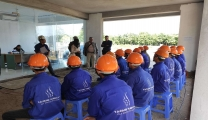 Vietnam Manpower successfully organized a big campaign to recruit hundreds of workers for Romanian company