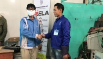 Vietnam Manpower、2番目の採用キャンペーンでRielaルーマニアの55人の労働者を選択