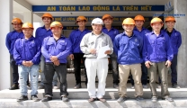 The second cooperation between Vietnam Manpower-LMK Vietnam., JSC and COLO CONSTRUCTION SRL in Romania.