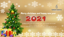 MERRY CHRISTMAST AND HAPPY NEW YEAR