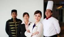 موظف الفنادق والمنتجعات