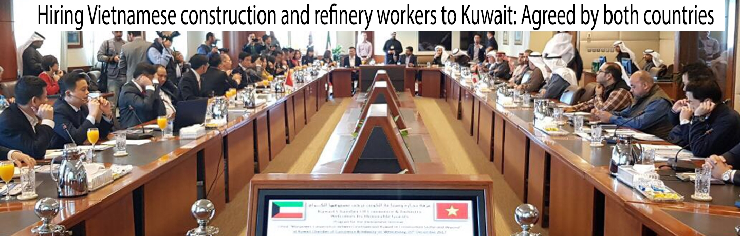 Vietnam - Kuwait joint meeting