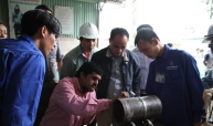 6G Welder Trade test for Inco Group