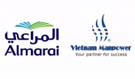 Vietnam Manpower's Recruitment Campaign for Almarai