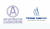 VietNam Manpower's Recruitment Campaign for A.S.Alsayed