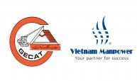 Vietnam Manpower's Bulldozer Trade Test for GECAT