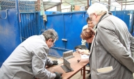 Welding trade test to supply welders to Romania for TQ Company