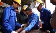 Sinopec Co. co-operated with Vietnam Manpower to recruit 70 skilled welders to KNPC Al-Zour project, Kuwait