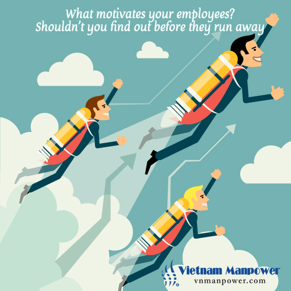 what motivate employees
