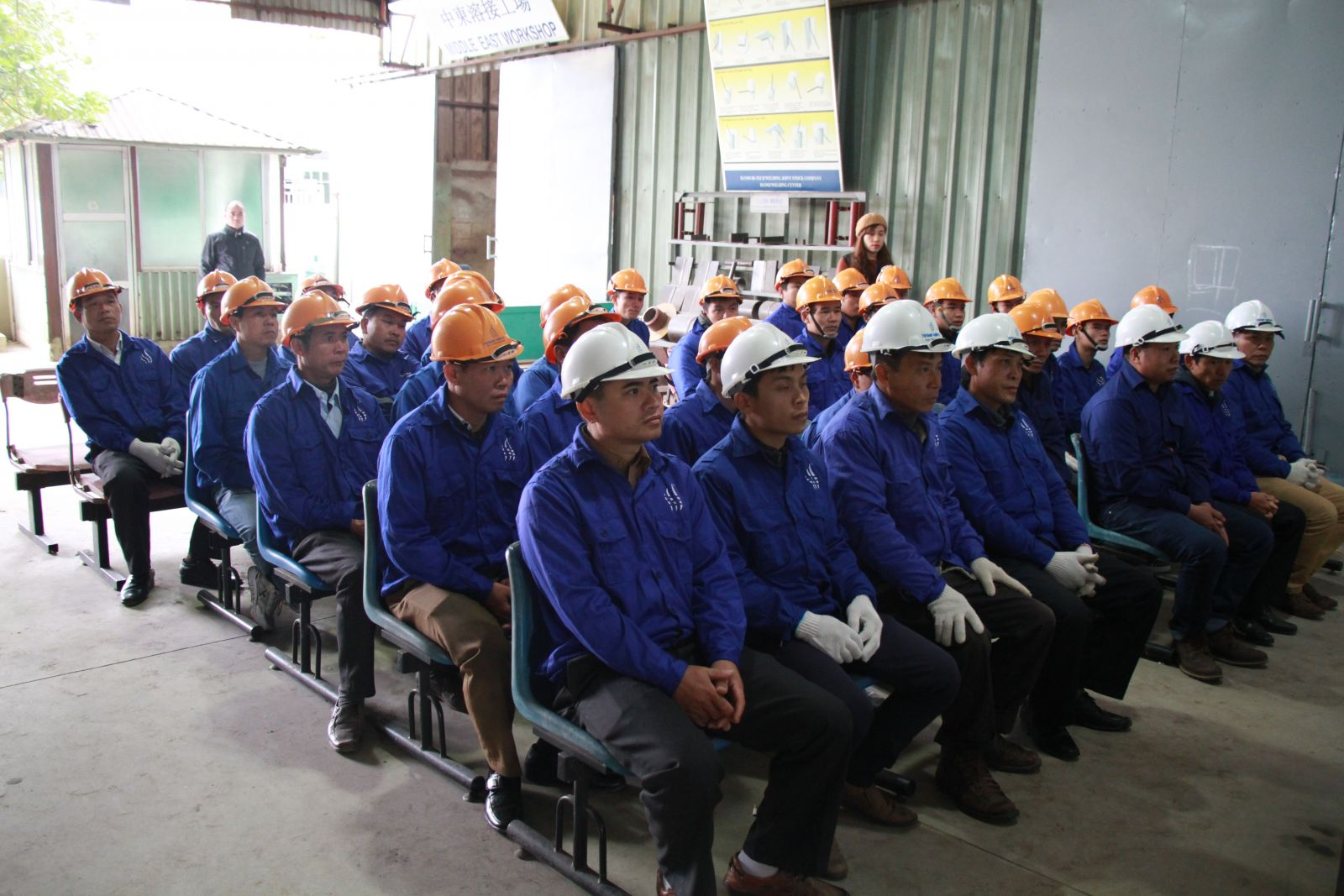 Vietnam Manpower has recruited and supplied around 200 Vietnamese workers to Partner Sp. z o.o (2nd Recruiting Campaign) successfully on December 19th & 22nd , 2018