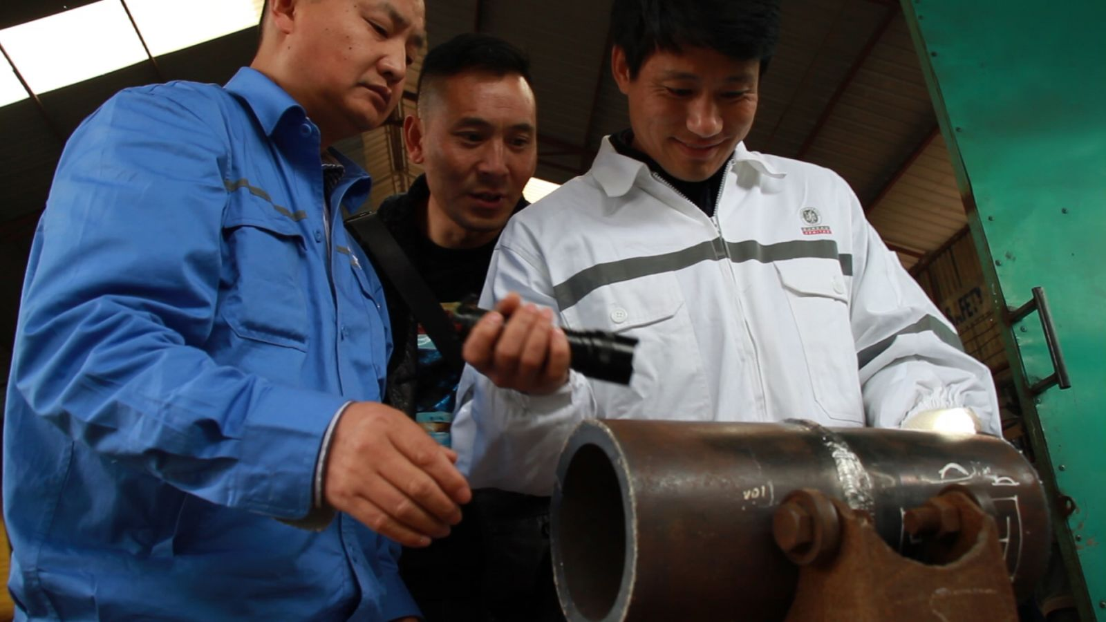 BUREAU VERITAS為越南焊工提供國際焊接證書,為中石化 -  KNPC Al-Zour項目工作