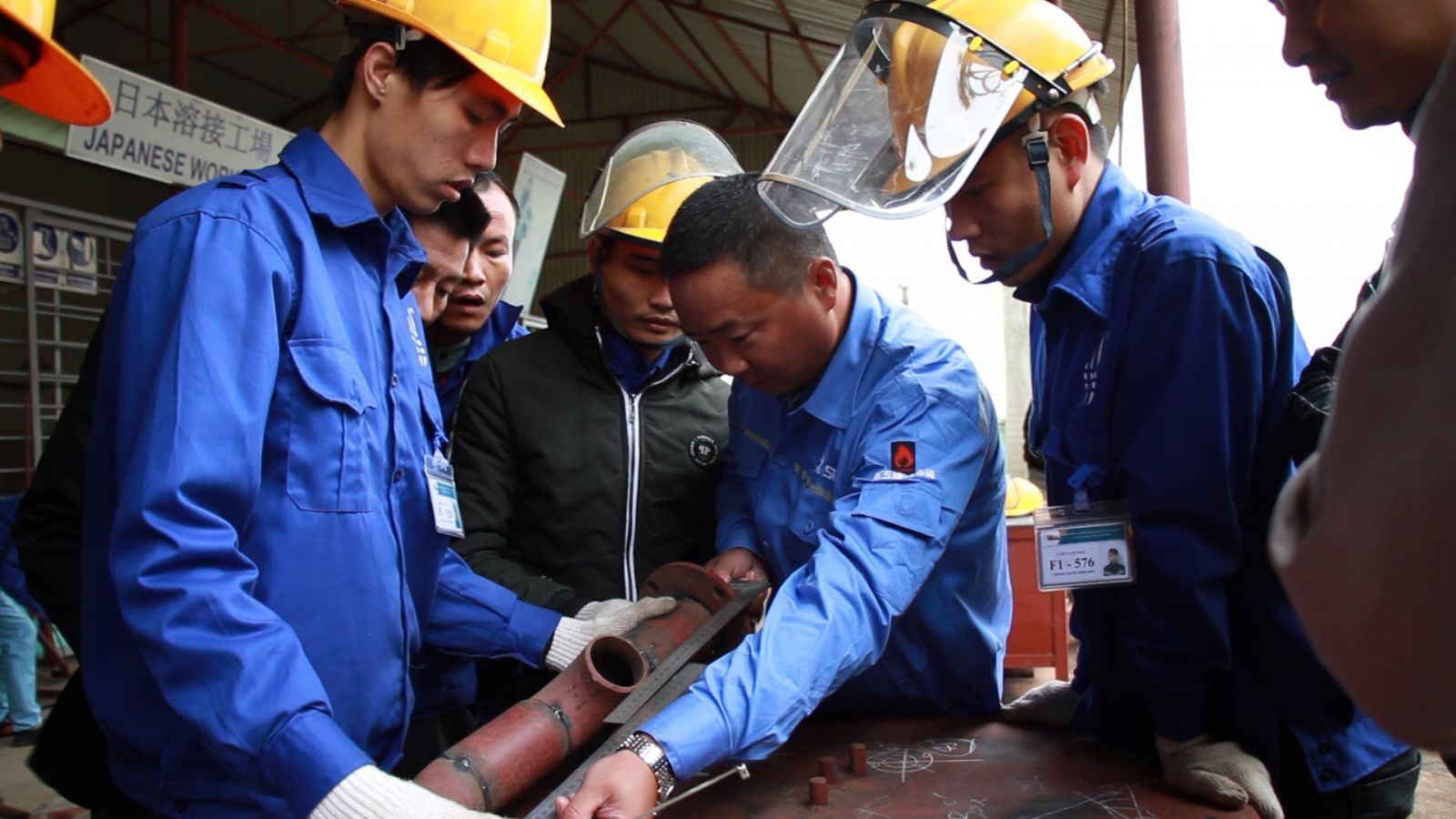Vietnam Manpower wins the bid for supplying labors to Sinopec Co. – KNPC Al Zour refinery project in Kuwait