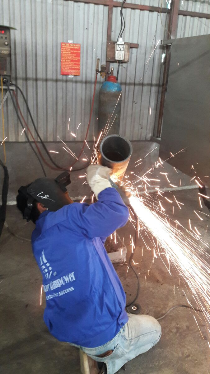 Successfully Provided 200 Welders, Fabricators and Fitters to Inco Group of Companies Imagine 5